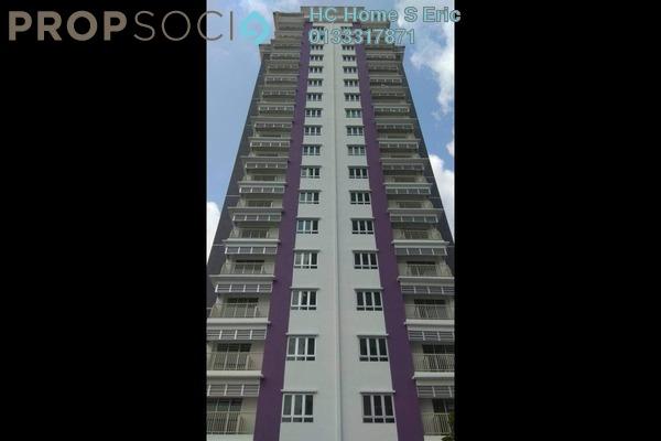 For Rent Serviced Residence at Saville @ Kajang, Kajang Freehold Unfurnished 3R/2B 1.2k