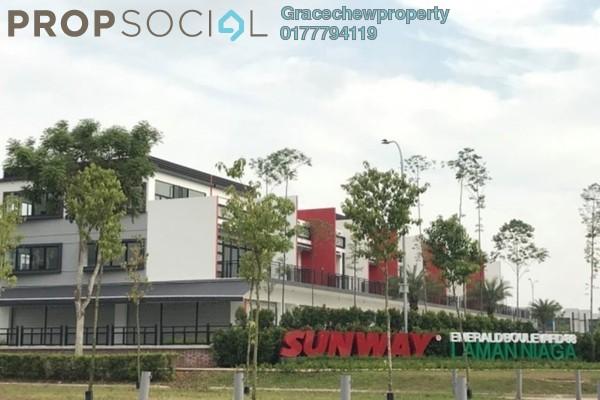 For Rent Shop at Emerald Boulevard 88, Sunway Iskandar Freehold Unfurnished 0R/0B 4k
