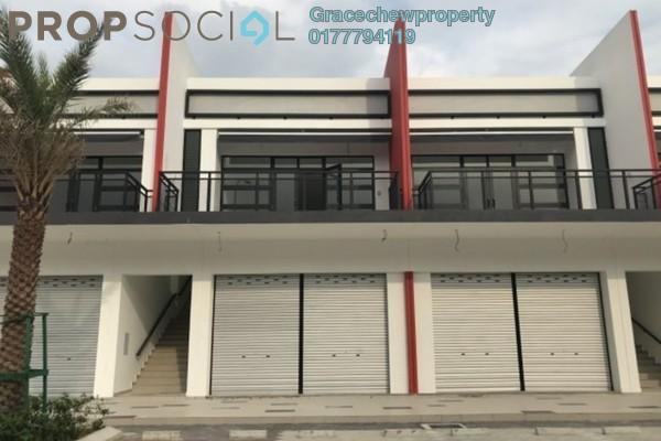 For Rent Shop at Emerald Boulevard 88, Sunway Iskandar Freehold Unfurnished 0R/0B 1.5k
