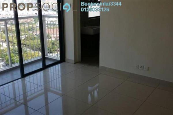 For Rent Serviced Residence at Maisson, Ara Damansara Freehold Semi Furnished 3R/2B 2.5k