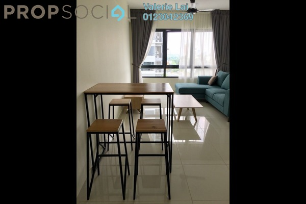 For Rent Condominium at Tropicana Metropark, Subang Jaya Freehold Fully Furnished 1R/1B 1.65k