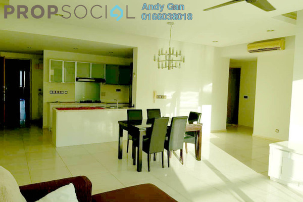 For Rent Condominium at The Maple, Sentul Freehold Fully Furnished 3R/2B 3.5k
