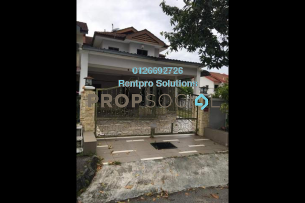 For Rent Terrace at Suakasih, Bandar Tun Hussein Onn Freehold Semi Furnished 4R/3B 2.2k