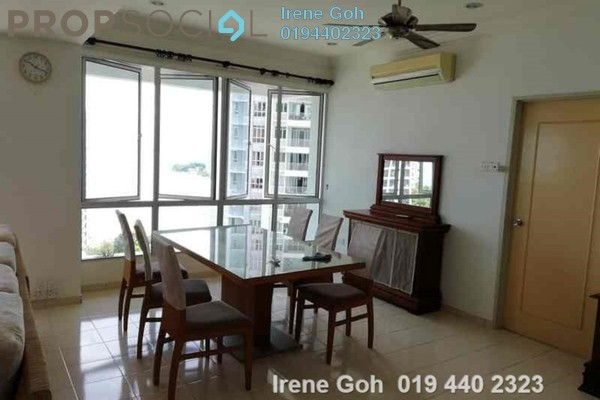 For Rent Condominium at The Straits Regency, Tanjung Bungah Freehold Fully Furnished 4R/3B 2.2k