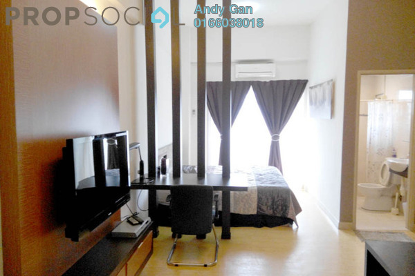 For Rent Condominium at Dorchester, Sri Hartamas Freehold Fully Furnished 1R/1B 1.5k