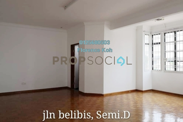 For Sale Semi-Detached at Taman Perling, Iskandar Puteri (Nusajaya) Freehold Unfurnished 4R/3B 780k