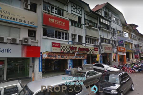 For Sale Shop at BRP 1, Bukit Rahman Putra Freehold Semi Furnished 0R/2B 1.7m