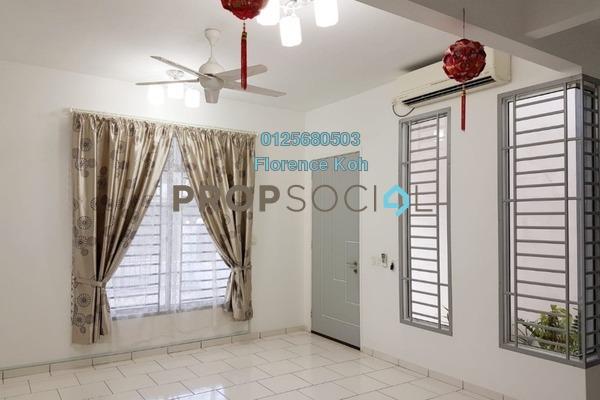 For Sale Terrace at Taman Bukit Indah, Bukit Indah Freehold Semi Furnished 4R/3B 595k