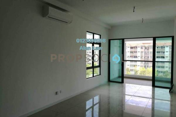 For Rent Serviced Residence at Fortune Perdana Lakeside, Kepong Freehold Unfurnished 3R/2B 1.6k