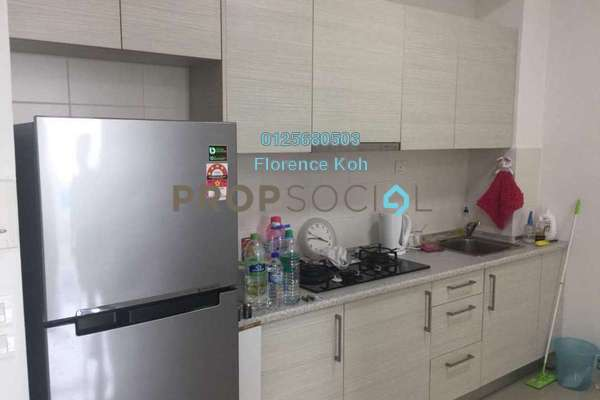 For Sale Apartment at Greenfield Regency, Skudai Freehold Semi Furnished 0R/1B 240k