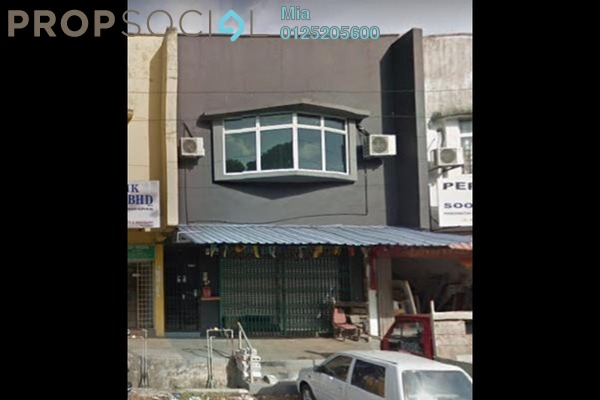 For Sale Shop at Taman Puteri Wangsa, Ulu Tiram Freehold Semi Furnished 0R/0B 390k