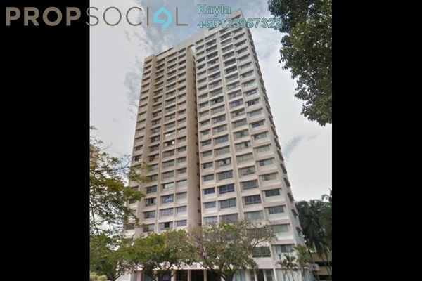 For Sale Condominium at OG Heights, Old Klang Road Freehold Semi Furnished 3R/1B 360k