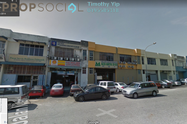 For Sale Factory at Subang Hi-Tech Industrial Park, Subang Jaya Freehold Semi Furnished 2R/1B 1.25m