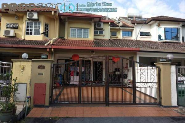 For Sale Terrace at USJ 14, UEP Subang Jaya Freehold Semi Furnished 3R/3B 750k