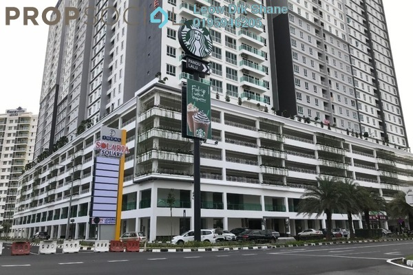 For Sale Condominium at Solaria Residences, Sungai Ara Freehold Unfurnished 3R/2B 599k