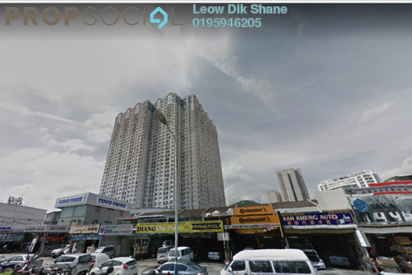 For Rent Condominium at BJ Court, Bukit Jambul Freehold Unfurnished 3R/2B 850translationmissing:en.pricing.unit