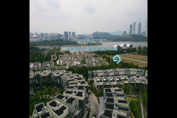 For Sale Condominium at Mirage By The Lake, Cyberjaya Freehold Semi Furnished 2R/2B 540k