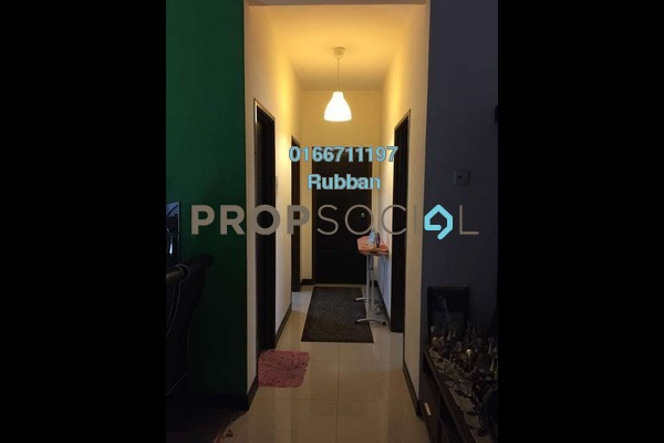 For Sale Condominium at Desa Idaman Residences, Puchong Freehold Semi Furnished 3R/2B 379k