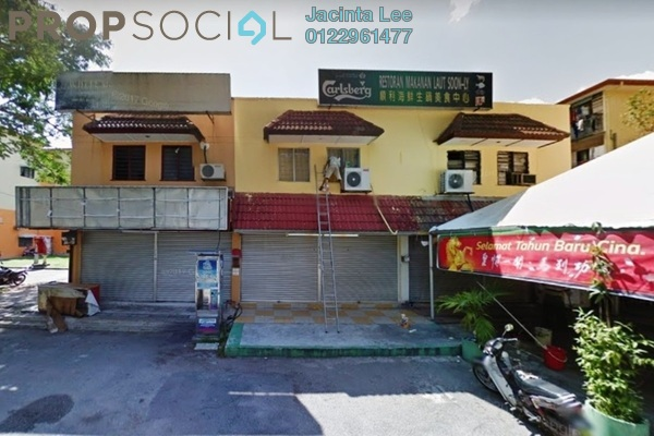 For Sale Shop at Section 2, Wangsa Maju Freehold Semi Furnished 0R/2B 580k