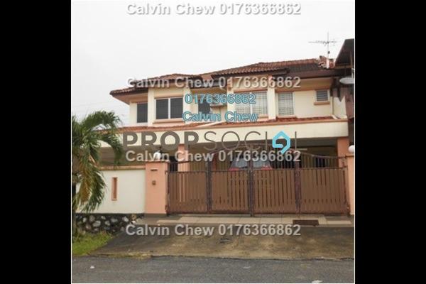 For Sale Terrace at Taman Puncak Jalil, Bandar Putra Permai Freehold Unfurnished 3R/3B 672k