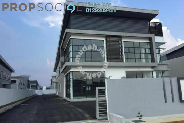 For Rent Factory at Gateway 16, Bandar Bukit Raja Freehold Unfurnished 0R/0B 6k