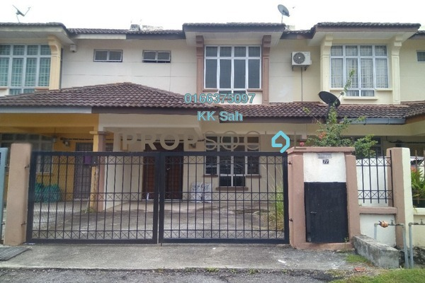 For Rent Link at Section 2, Bandar Mahkota Cheras Freehold Semi Furnished 4R/3B 1.3k