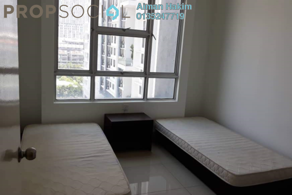 For Rent Serviced Residence at The Arc, Cyberjaya Freehold Semi Furnished 3R/2B 1.3k