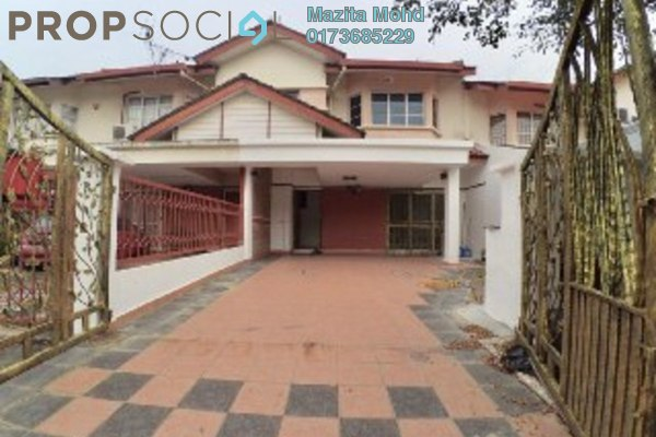 For Sale Semi-Detached at Desa Coalfields, Sungai Buloh Freehold Semi Furnished 4R/3B 520k