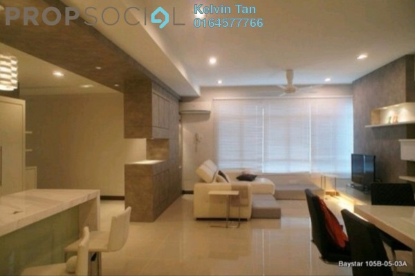 For Rent Condominium at BayStar, Bayan Indah Freehold Fully Furnished 4R/2B 4.2k
