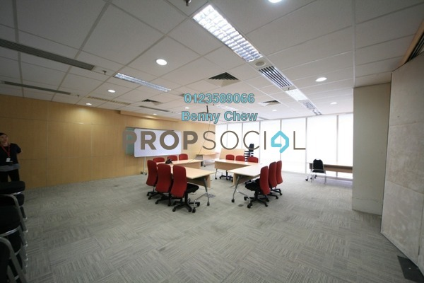For Rent Office at CapSquare Tower, Dang Wangi Freehold Fully Furnished 0R/0B 66k