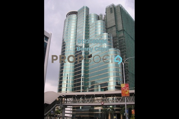 For Rent Office at Sunway Tower, Dang Wangi Freehold Semi Furnished 0R/0B 9k