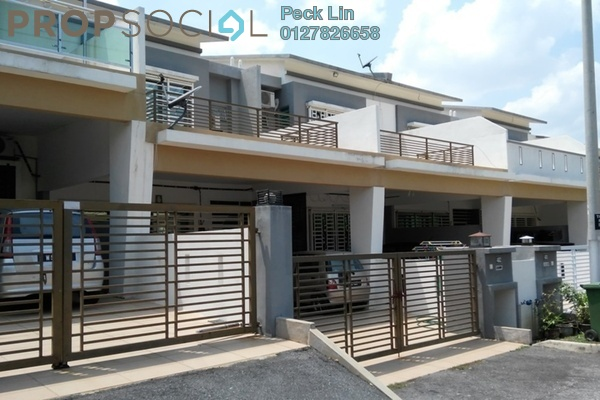 For Sale Terrace at Perdana College Heights, Nilai Freehold Semi Furnished 4R/3B 438k