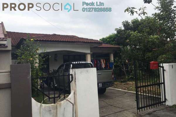 For Sale Semi-Detached at Taman Seroja, Sepang Leasehold Unfurnished 3R/2B 520k