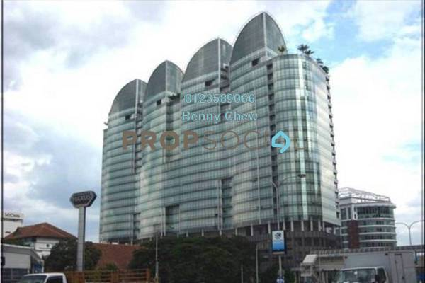 For Rent Office at The Icon, KLCC Freehold Semi Furnished 0R/0B 16.5k