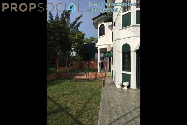 For Sale Terrace at SL7, Bandar Sungai Long Freehold Semi Furnished 4R/3B 1.3m