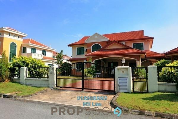 For Sale Bungalow at Kota Warisan, Sepang Freehold Semi Furnished 5R/6B 2.38m