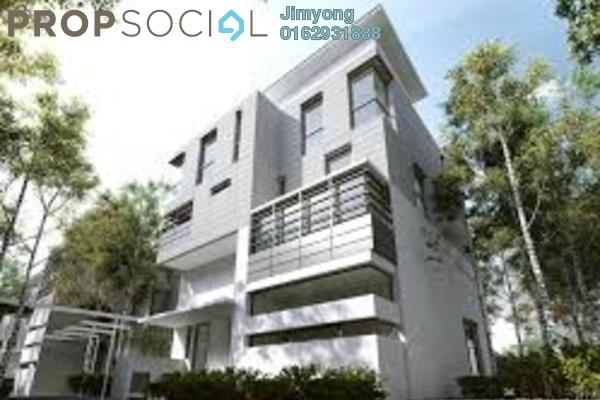 For Sale Terrace at The Breezeway, Desa ParkCity Freehold Unfurnished 3R/4B 3.39m