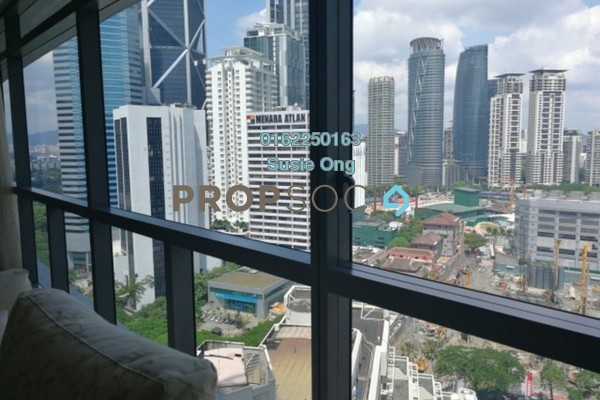 For Sale Condominium at Panorama, KLCC Freehold Semi Furnished 3R/3B 2.08m