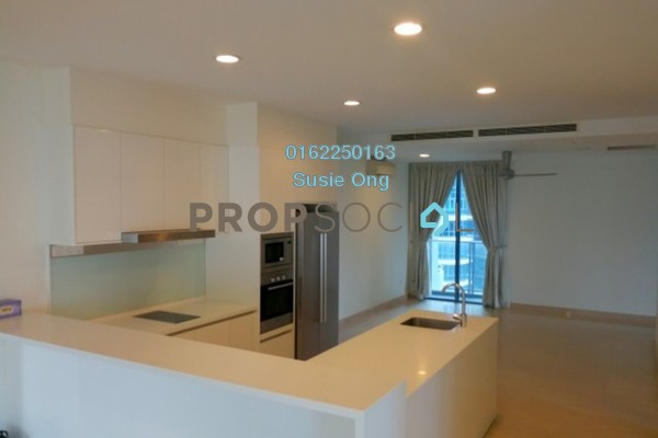 For Rent Condominium at 11 Mont Kiara, Mont Kiara Freehold Semi Furnished 4R/6B 12k