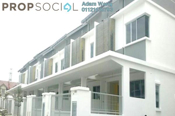 For Sale Terrace at Keranji @ Greenwoods Salak Perdana, Sepang Freehold Unfurnished 4R/3B 440k
