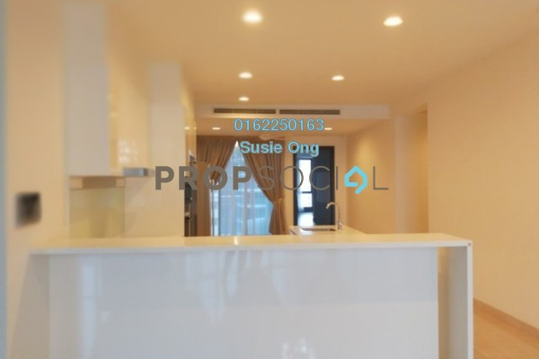 For Rent Condominium at 11 Mont Kiara, Mont Kiara Freehold Semi Furnished 4R/6B 11k