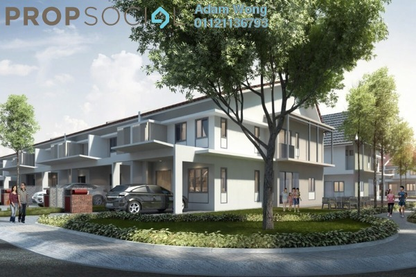For Sale Terrace at DPulze, Cyberjaya Freehold Unfurnished 4R/3B 449k