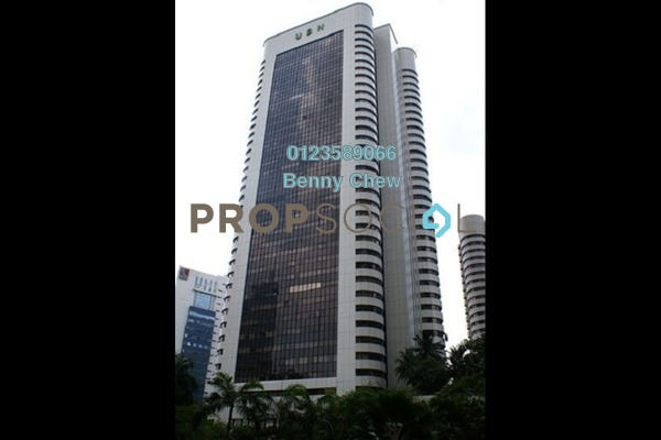 For Rent Office at UBN Tower, KLCC Freehold Semi Furnished 0R/0B 13.6k