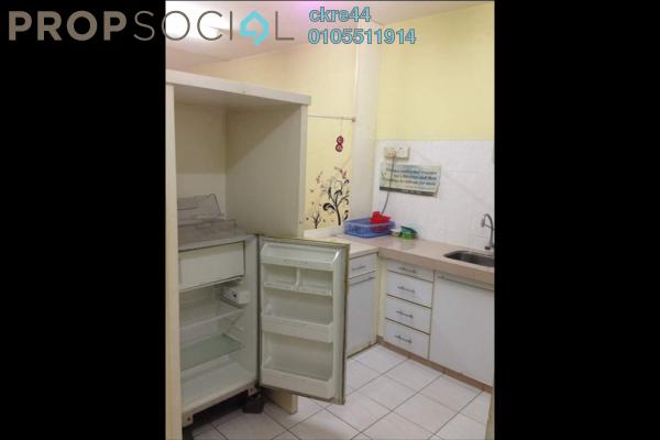 For Rent Apartment at Cemara Apartment, Bandar Sri Permaisuri Freehold Semi Furnished 3R/2B 1.3k