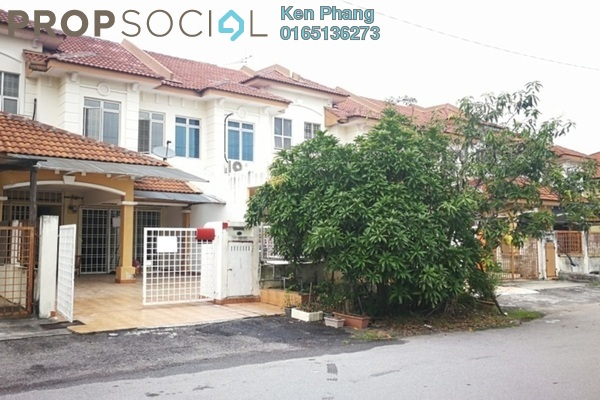 For Rent Terrace at BP14, Bandar Bukit Puchong Freehold Semi Furnished 4R/3B 1.5k