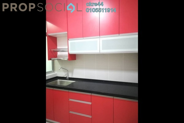 For Rent Condominium at Residensi Pandanmas, Pandan Indah Freehold Semi Furnished 3R/2B 1.3k