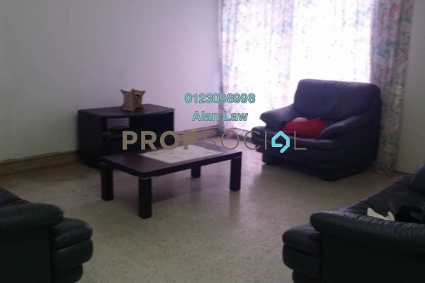 For Rent Terrace at SS2, Petaling Jaya Freehold Semi Furnished 4R/3B 2.1k