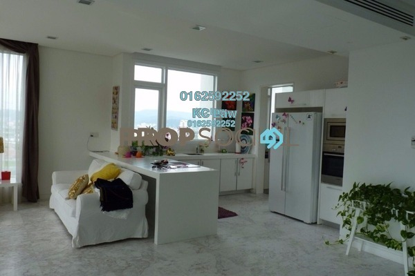 For Sale Duplex at Kiara 9, Mont Kiara Freehold Semi Furnished 3R/5B 2.3m