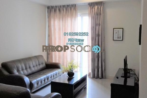For Rent Condominium at Gaya Bangsar, Bangsar Freehold Fully Furnished 1R/1B 2.8k