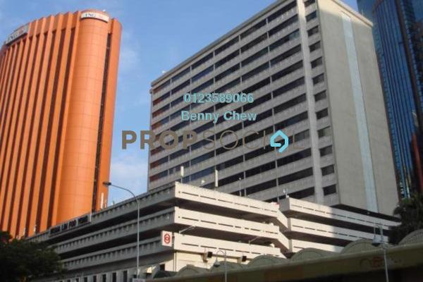 For Rent Office at Wisma Lim Foo Yong, Bukit Ceylon Freehold Semi Furnished 0R/0B 6.3k
